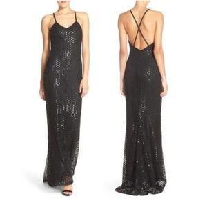 NWT Parker Dawn Embellished Slip Dress